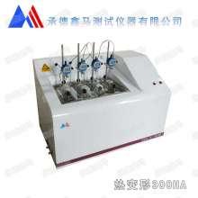 XRW-300HA系列热变形、维卡软化点温度测定仪